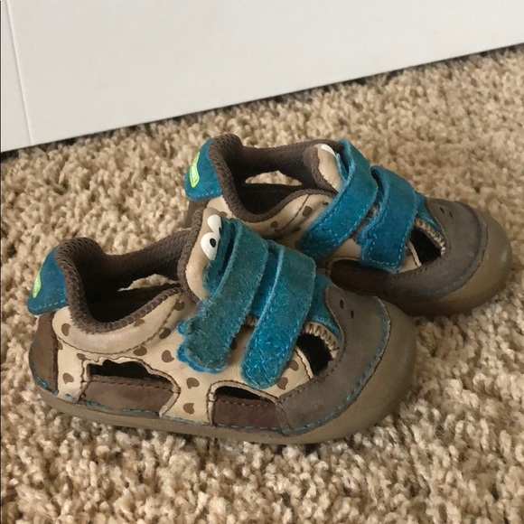 Stride Rite Other - Stride Rite Cookie Monster sandal